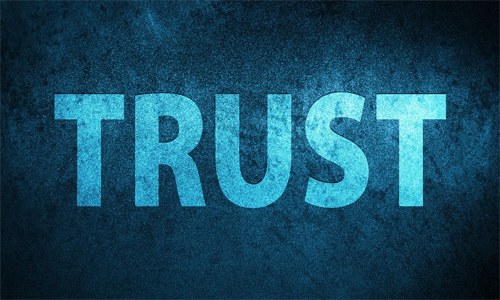Building Trust – Sophie Fleming